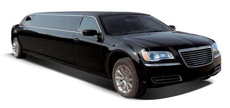 Chrysler Car Service by Limo Rental Fleet Black Car Service
