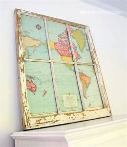 161 best home decor images on pinterest bathrooms With best brand of paint for kitchen cabinets with old map wall art