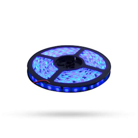 led strip lights with adhesive backing db link dbledr b150 150 led strip roll blue 16 39 long