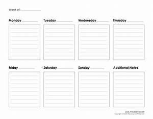 best 25 weekly calendar template ideas on pinterest With detailed calendar template