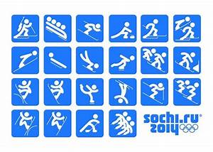 Olympics Features: Sochi 2014: New Pictograms and a ...