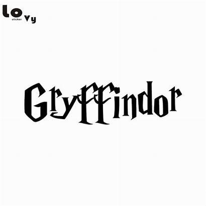 Gryffindor Potter Harry Decal Vinyl Classic Sticker