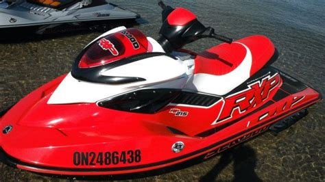 2007 Sea Doo Pwc Rxp 215 Tested & Reviewed On Us Boat Test.com