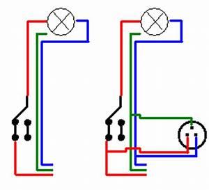 Montage Prise Electrique : raccord prise sur interrupteur ~ Melissatoandfro.com Idées de Décoration