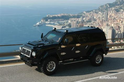 conquest vehicles announces  knight xv specs