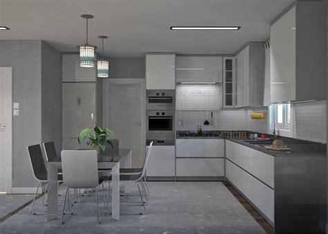 modele cuisine contemporaine villa contemporaine 110 m2 plain pied modèle saphir salon de provence 13300 bdr azur
