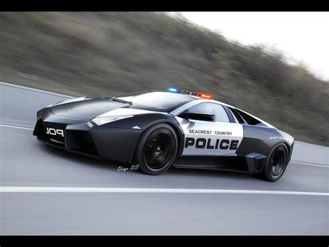 Autowp.ru Lamborghini Reventon Dkss Police Car By Dkds On