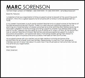 support worker cover letter sample livecareer With cover letter for family service worker
