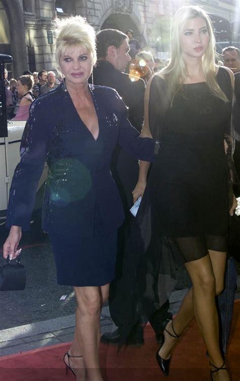ivanka trump mother ivana together young 2002 fashionable ambitious theodora