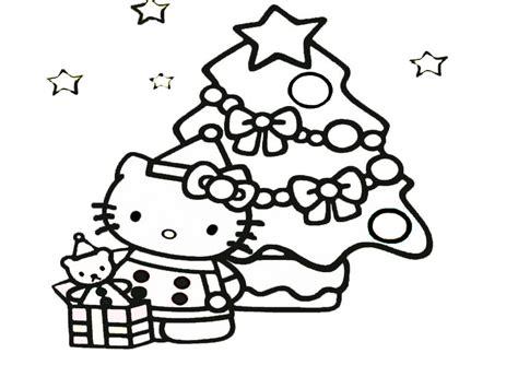 Ausmalbilder Hello Kitty Weihnachten 943 Malvorlage Hello