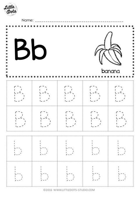 traceable worksheets banana   preschool