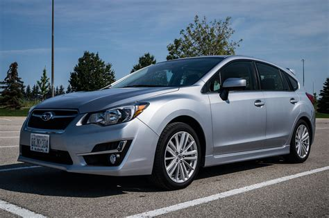 Subaru 2015 Impreza by 2015 Subaru Impreza 2 0i Sport Review Doubleclutch Ca
