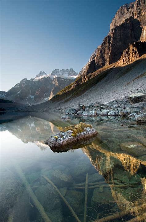 moraine consolation lakes canada amazing places