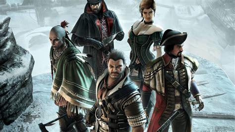 Assassins Creed 3 Multiplayer The Assassins Wallpaper