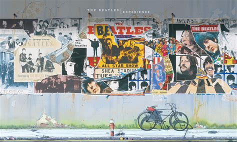 anthology series the beatles anthology the fab four s second coming
