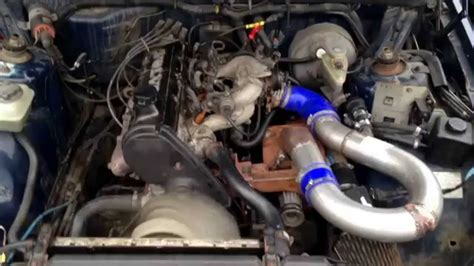 volvo  supercharged bfb youtube