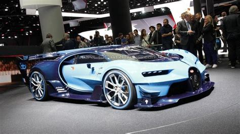 Decided not to share the price i pay for snow tyres on my car. Bugatti Vision Gran Turismo unveiled in the flesh