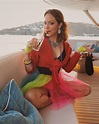 KATHARINE MCPHEE at a Boat – Instagram Pictures 06/21/2019 ...