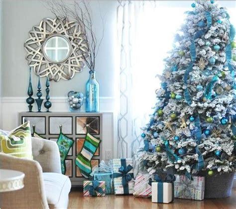 blue christmas tree decorations seasonal christmas trees pinterest
