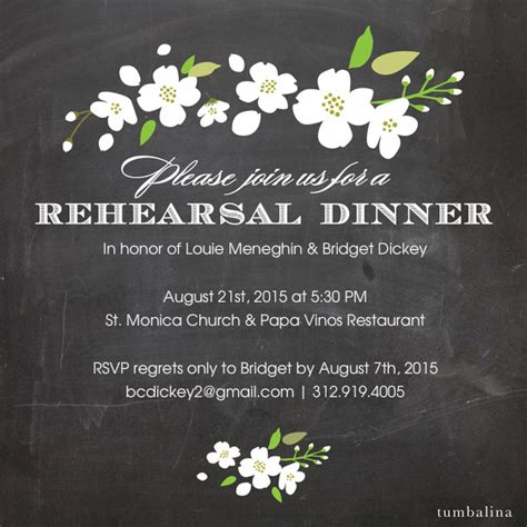 rehearsal dinner online invitations cards by pingg com