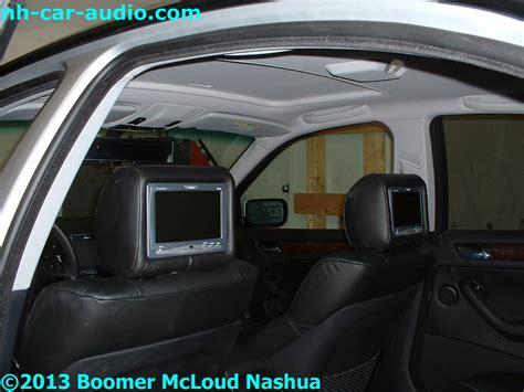 Bmwcustomheadrestmonitordvd  Boomer Nashua Mobile