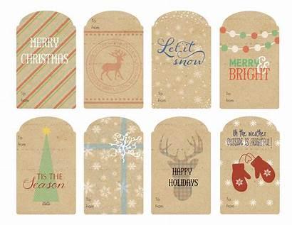 Tags Gift Christmas Printables Pdf Wallquotes