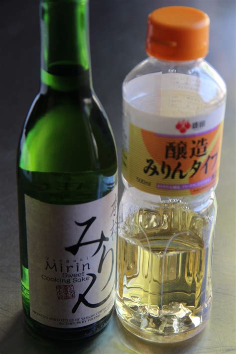 substitute for rice wine image gallery mirin