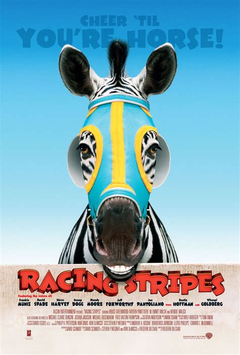 Racing Stripes Movie Trailer And Videos Tvguidecom