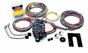 Painless Wiring 18 Circuit Wiring Harness Kit Chevy 1955