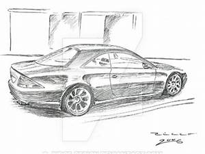 mercedes benz cl 500 by judge design on deviantart With mercedes benz s cl