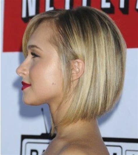 photo la coupe au carr 233 pour les cheveux lisses
