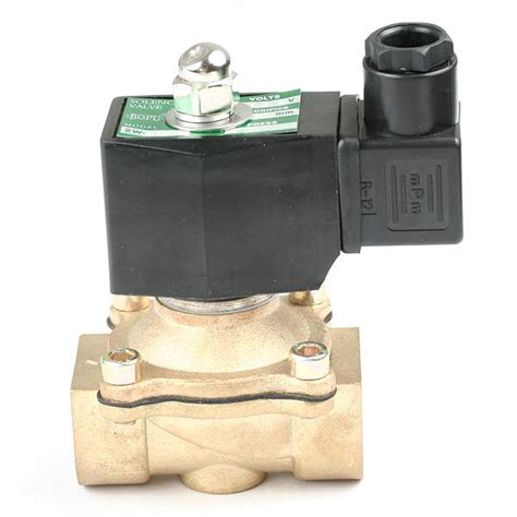 electrovanne gaz cuisine electrovanne d 39 arrosage 3 4 quot 12v solenoide chauffage eau gaz