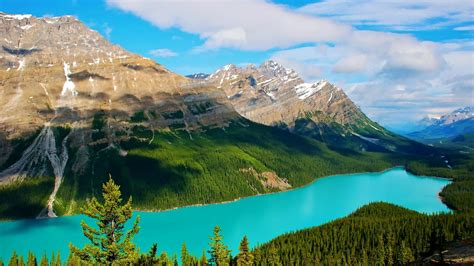 Peyto Lake Wallpapers 6