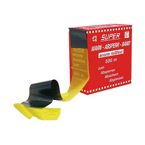 absperrband gelb schwarz absperrband in rot wei 223 und schwarz gelb jetzt bestellen vkf renzel