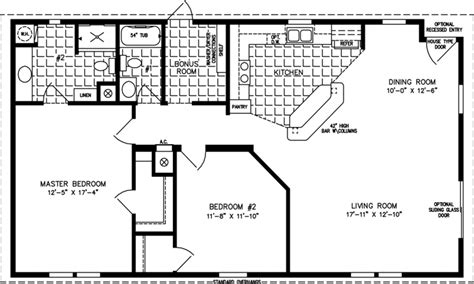 1200 Square Foot House Plans 1200 Sq Ft. House Plans 2