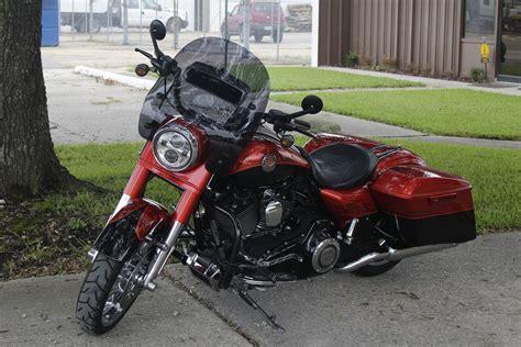 Harley Davidson Lafayette In by 2014 Harley Davidson 174 Flhrse5 Cvo Road King 174 Orange