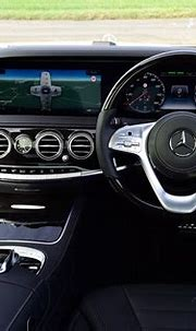 Mercedes S-Class hybrid (2019-2020) interior & comfort ...