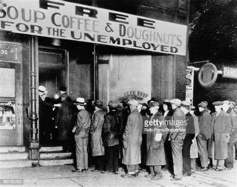 great depression stock   pictures getty images