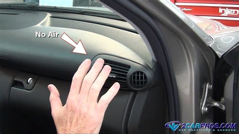 car ac not blowing or car fan not working bluedevil products how to replace a blower fan motor in under 30 minutes