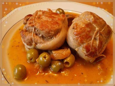 cuisiner paupiettes de veau 05 plats de viande couscous et paella