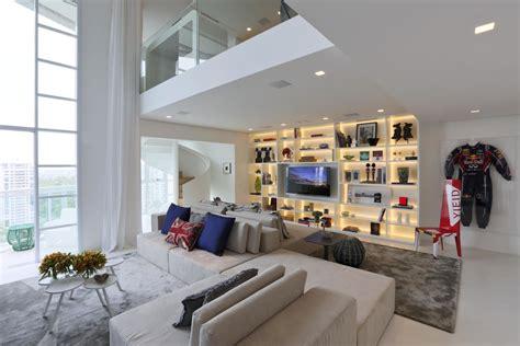 sao paulo modern duplex apartment