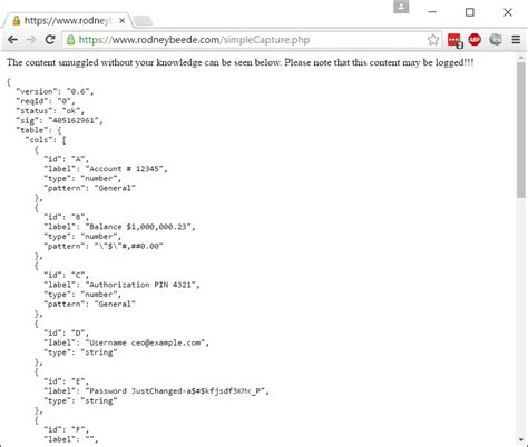 Csrf And Json Hijacking Allows