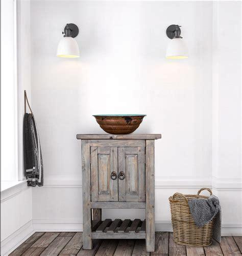 Custom Vanities For Small Bathrooms by Buy Robertson Reclaimed Bathroom Vanity