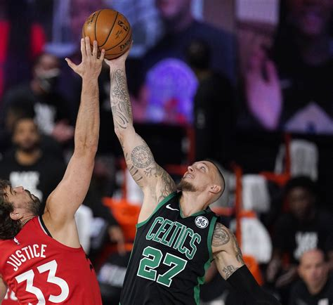 Game 5 blog: Boston routs Raptors from start to finish to ...