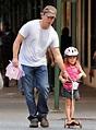 Isabella Damon | Celeb Kids' Cute Denim Style | Us Weekly