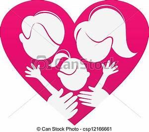 Family Heart Clipart (63+)