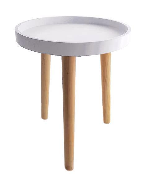 Kleine Weiße Tische by Deko Holz Tisch Wei 223 36x30 Cm Kleiner Beistelltisch