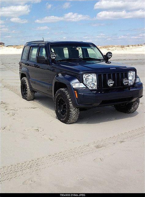 custom jeep liberty bumpers jeep liberty  road wheels