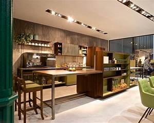 isola per cucina con tavolo e mobile multifunzione idfdesign With tavolo isola cucina
