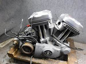 07 Harley Sportster Xl 1200 Xl1200 Engine Motor 72d